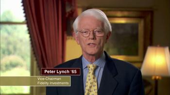 Boston College TV Spot Featuring Matt Ryan - Thumbnail 5