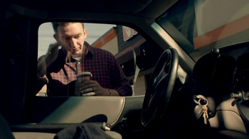 Dunkin' Donuts TV Spot, 'Keys in Car' - Thumbnail 3