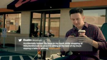 Dunkin' Donuts TV Spot, 'Keys in Car' - Thumbnail 8