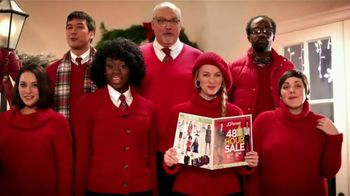 JCPenney 48-Hour Sale TV Spot, 'Santa Baby'