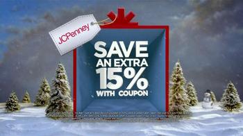 JCPenney 48-Hour Sale TV Spot, 'Santa Baby' - Thumbnail 7