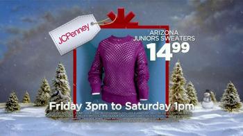 JCPenney 48-Hour Sale TV Spot, 'Santa Baby' - Thumbnail 8