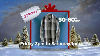 JCPenney 48-Hour Sale TV Spot, 'Santa Baby' - Thumbnail 9