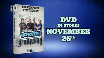Impractical Jokers Season 1 DVD TV Spot
