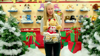 Build-A-Bear Workshop Bear Bucks Gift Cards TV Spot