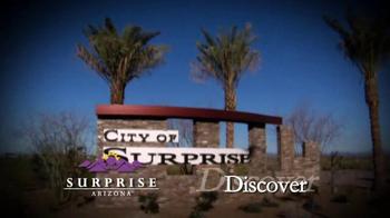 Arizona Office of Tourism TV Spot, 'Discover Surprise' - Thumbnail 1