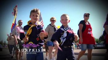 Arizona Office of Tourism TV Spot, 'Discover Surprise' - Thumbnail 6