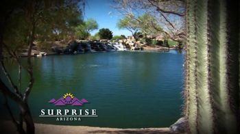 Arizona Office of Tourism TV Spot, 'Discover Surprise'
