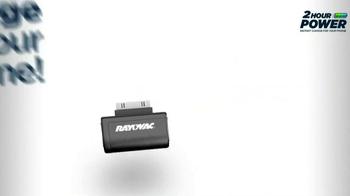 Rayovac TV Spot, 'Portable Power' - Thumbnail 7
