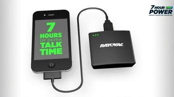 Rayovac TV Spot, 'Portable Power' - Thumbnail 5
