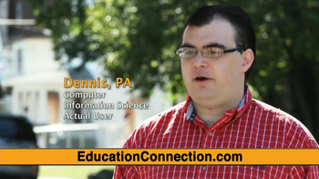 Education Connection TV Spot, 'Thinking About Going Back to School' - Thumbnail 7