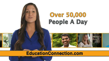 Education Connection TV Spot, 'Thinking About Going Back to School' - Thumbnail 8