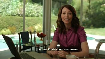 Ebates TV Spot, '$10 Bonus' - Thumbnail 1