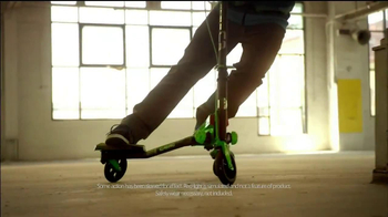 Yvolution Fliker CarverTV Spot, 'Warehouse Tricks'