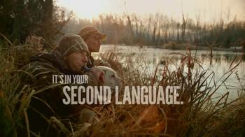 Cabela's TV Spot, 'It's Your Second Language' - Thumbnail 5