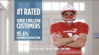 Protection 1 TV Spot, 'Milk and Cookies' Featuring Mike and Mike