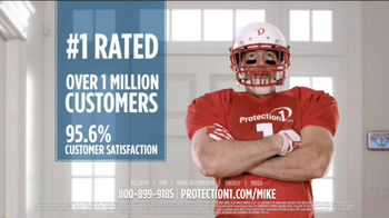 Protection 1 TV Spot, 'Milk and Cookies' Featuring Mike and Mike - Thumbnail 10