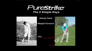 Pure Strike TV Spot, 'The Five Simple Keys to Consistency'