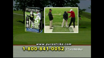 Pure Strike TV Spot, 'The Five Simple Keys to Consistency' - Thumbnail 5