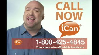 iCan TV Spot, 'Affordable Healthcare Act' Featuring Marc Gill - 117 commercial airings