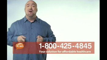 iCan TV Spot, 'Affordable Healthcare Act' Featuring Marc Gill - Thumbnail 2