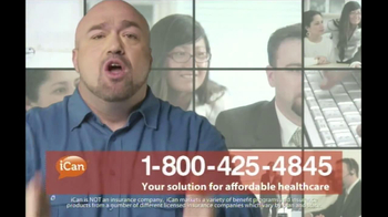 iCan TV Spot, 'Affordable Healthcare Act' Featuring Marc Gill - Thumbnail 3