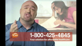 iCan TV Spot, 'Affordable Healthcare Act' Featuring Marc Gill - Thumbnail 4