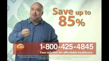 iCan TV Spot, 'Affordable Healthcare Act' Featuring Marc Gill - Thumbnail 5