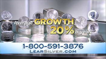 Lear Capital TV Spot, \'Invest in Silver\'
