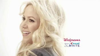 Crest 3D White TV Spot Featuring Shakira - Thumbnail 3