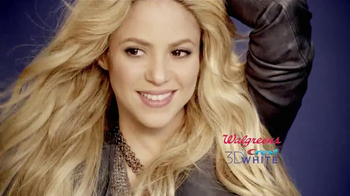 Crest 3D White TV Spot Featuring Shakira - 20 commercial airings