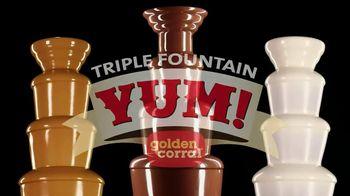 Golden Corral Triple Fountain Yum TV Spot