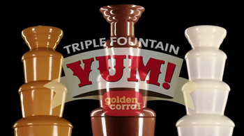 Golden Corral Triple Fountain Yum TV Spot
