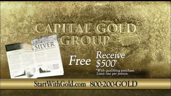 Capital Gold Group TV Spot, 'Uncle Sam' - Thumbnail 10