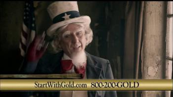 Capital Gold Group TV Spot, 'Uncle Sam' - Thumbnail 6