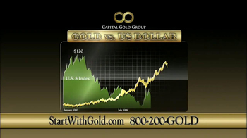 Capital Gold Group TV Spot, 'Uncle Sam' - Thumbnail 8