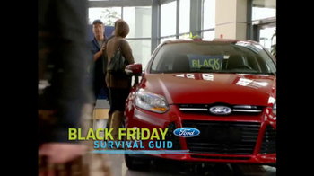 Black Friday Survival Guide TV Spot, 'Holiday Chaos' Featuring Mike Rowe - Thumbnail 4
