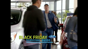 Black Friday Survival Guide TV Spot, 'Holiday Chaos' Featuring Mike Rowe - Thumbnail 5