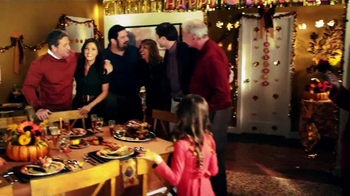 Party City TV Spot, 'A Little Thanksgiving in My Life' - Thumbnail 2