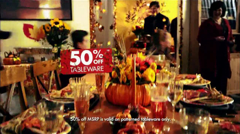 Party City TV Spot, 'A Little Thanksgiving in My Life' - Thumbnail 3