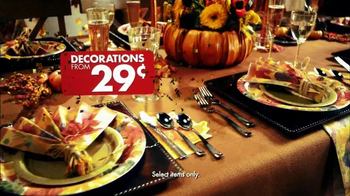 Party City TV Spot, 'A Little Thanksgiving in My Life' - Thumbnail 6