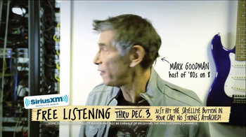 Sirius/XM Satellite Radio TV Spot, 'No Strings Attached' - Thumbnail 3