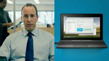 Microsoft Tablets TV Spot, 'New Windows: Accountant' Song by Sara Bareilles - Thumbnail 6