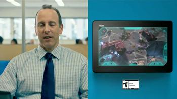 Microsoft Tablets TV Spot, 'New Windows: Accountant' Song by Sara Bareilles - Thumbnail 7