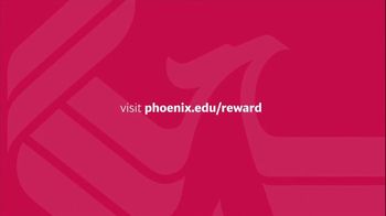 University of Phoenix Scholarship Reward Program TV Spot - Thumbnail 10