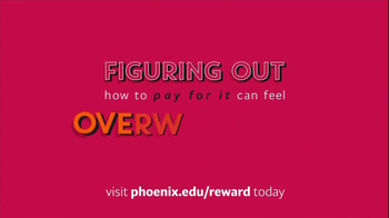 University of Phoenix Scholarship Reward Program TV Spot - Thumbnail 3