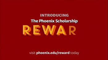 University of Phoenix Scholarship Reward Program TV Spot - Thumbnail 5