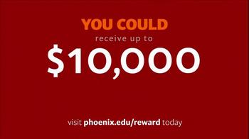 University of Phoenix Scholarship Reward Program TV Spot - Thumbnail 6