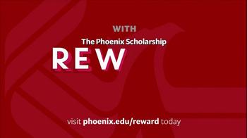 University of Phoenix Scholarship Reward Program TV Spot - Thumbnail 8