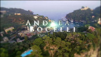 Andrea Bocelli Love in Portonfino TV Spot - Thumbnail 2